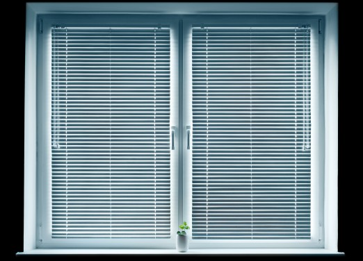 how to change the slats in an aluminum blind