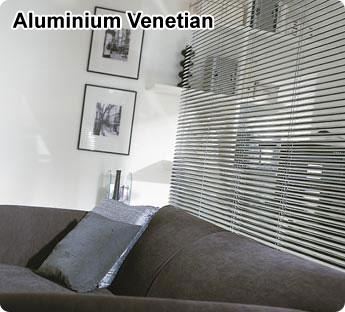 25mm Aluminium venetian