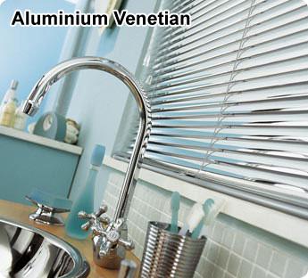 Aluminium Horisontal Blind