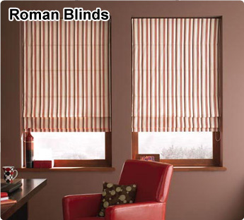 Cascade blinds